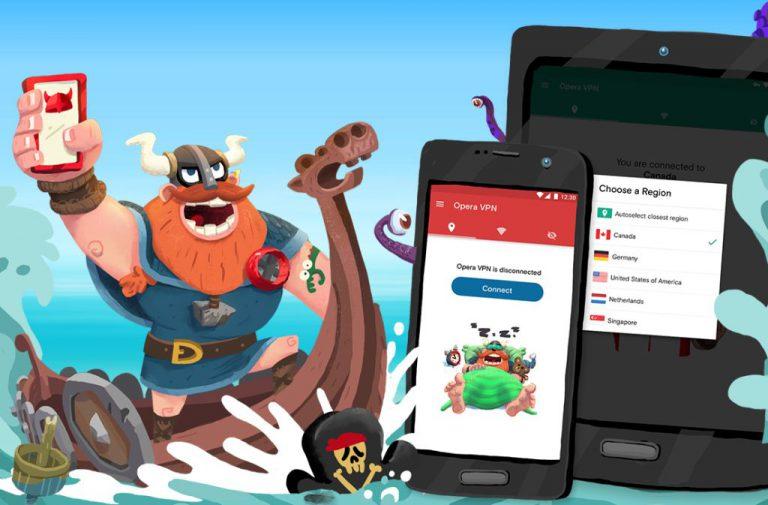 Setelah iOS, Layanan Gratis Tanpa Batas Opera VPN Kini Tersedia di Android