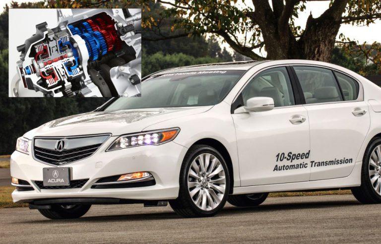 Belum Kelar di Transmisi 10-Speed Dual-Clutch, Honda Justru Patenkan Trasmisi 11-Speed Triple-Clutch