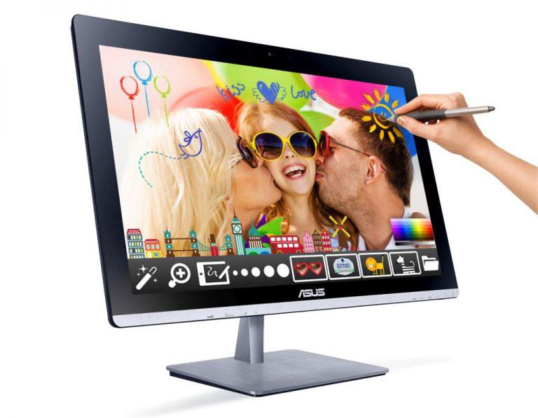 ASUS Vivo AIO V230IC: Bawa Kinerja Intel Core Generasi ke-6 pada PC Desktop All-in-One