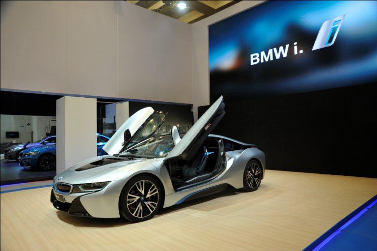 BMW Group Sukses Jual 587 Kendaraan di GIIAS 2016