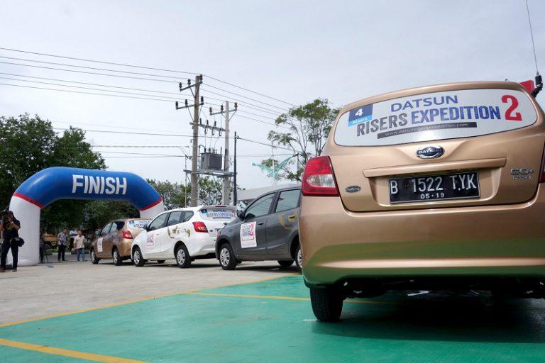 Perjalanan Pertama Datsun Risers Expedition 2 Sukses Lewati Alam Tanah Rencong
