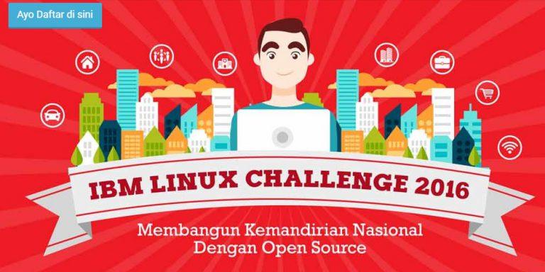 Lumen dan IT Corp Raih Juara Pertama dalam Ajang IBM Linux Challenge 2016