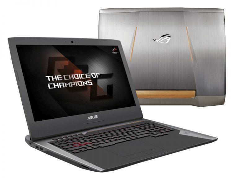 ASUS ROG G752VS: Berkat Chip Graphics GTX 1070, Laptop Ini Tawarkan Performa Gaming Setara Desktop