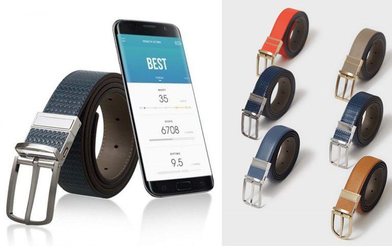 Pantau Ukuran Pinggang Pengguna, Smart Belt WELT Ingin Cegah Perut Buncit