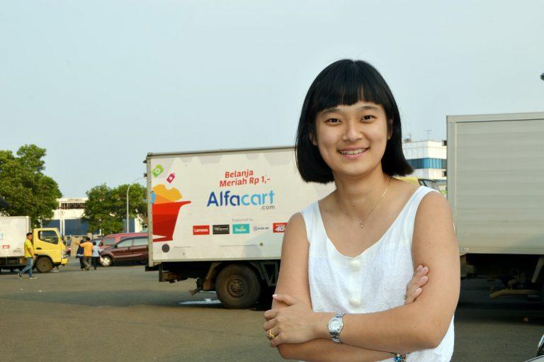 Ingin Membawa Alfacart Menjadi eCommerce Teratas di Indonesia