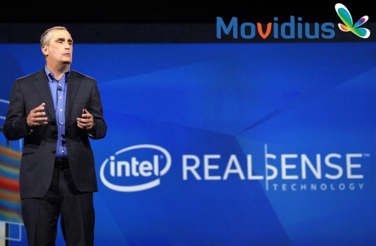 Ingin Perkuat Teknologi Kamera RealSense, Intel Beli Movidius