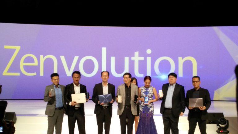 Hari Ini Asus Resmi Luncurkan 5 Varian Zenfone 3 di Indonesia