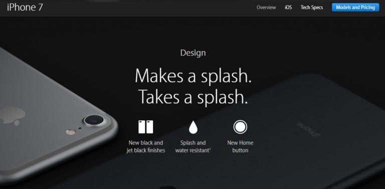 iPhone 7 Resmi Diperkenalkan, Kedap Air dan Absennya Port Audio