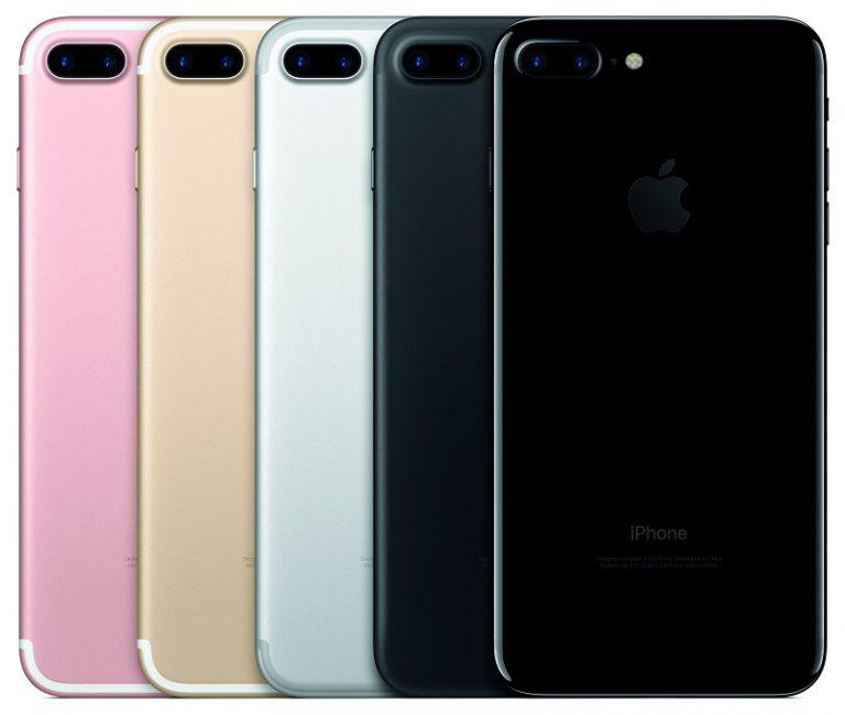 Resmi Diperkenalkan, Apple Tawarkan iPhone 7 Plus Mulai Harga US$ 769
