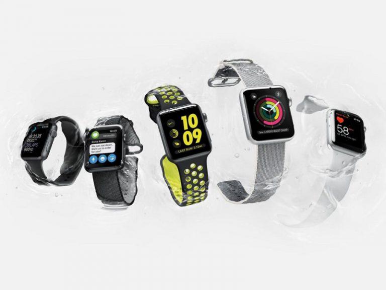 Apple Watch Series 2, Kedap Air dan Cocok untuk Penggemar Olahraga
