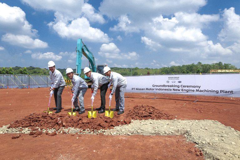 Nissan Bangun Pabrik Engine di Indonesia, Kapasitas 96 Ribu Unit