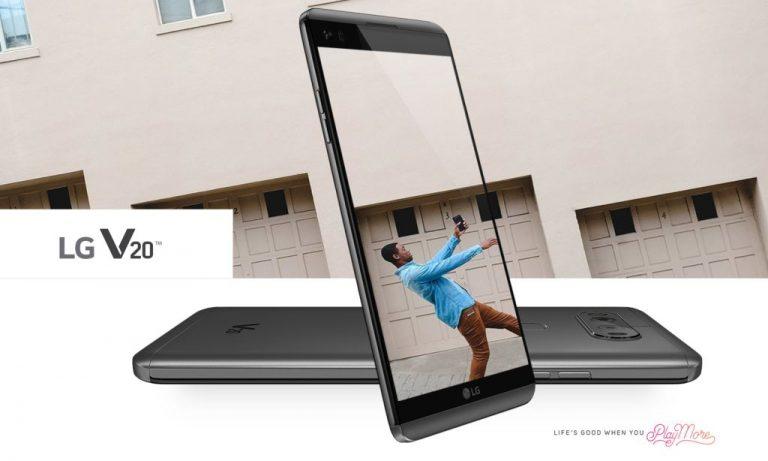Ini Sentuhan Akhir UX 5.0+ yang Diberikan pada LG V20 dengan Android 7.0 Nougat