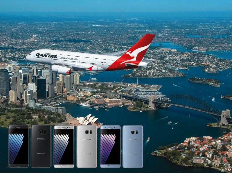 Berjaga-Jaga, Tiga Maskapai Penerbangan Larang Penggunaan Galaxy Note 7 di Pesawat