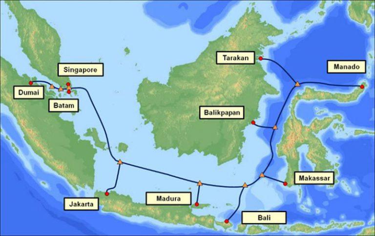 Wujudkan Koneksi 100 Gbps Indonesia – Singapura, Telkom Tunjuk NEC Bangun Sistem Kabel Optik Bawah Laut IGG