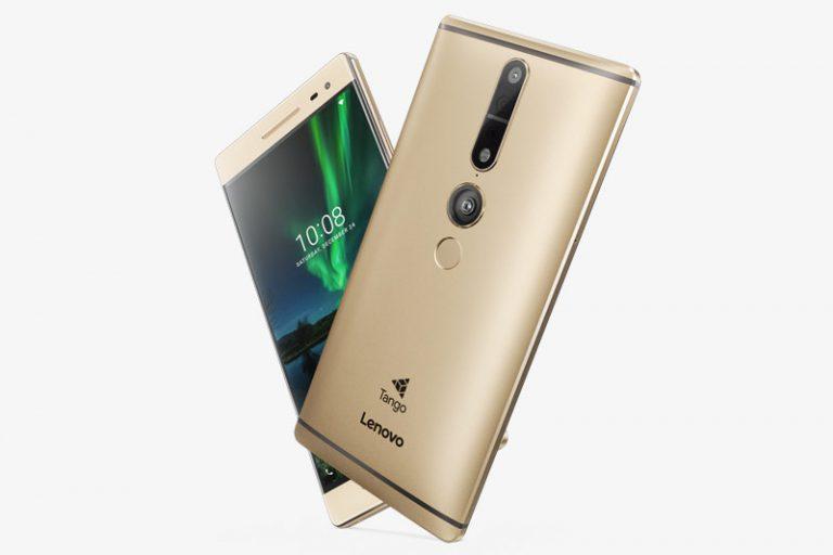 """Smartphone Pertama Adopsi """"Project Tango"""" Dibanderol US$ 499"""