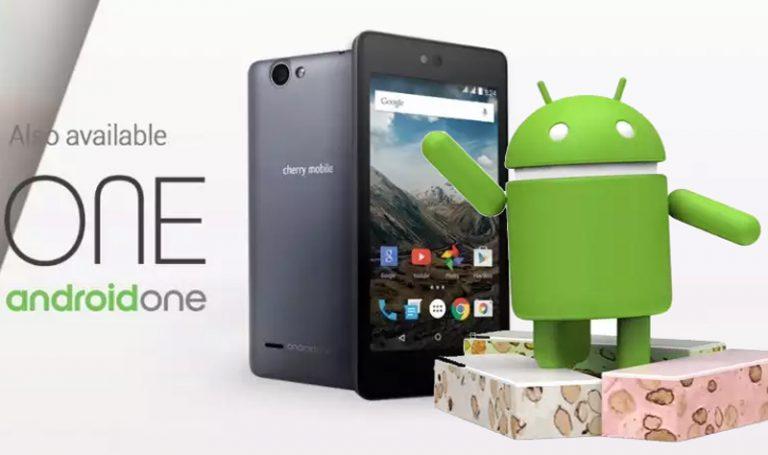 Android 7.0 Nougat Mulai Digulirkan untuk Smartphone Android One