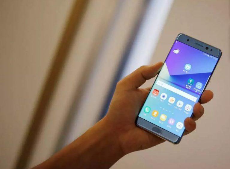 Update Software yang Batasi Baterai Note 7 Terisi Penuh Jadi Solusi Temporer Samsung