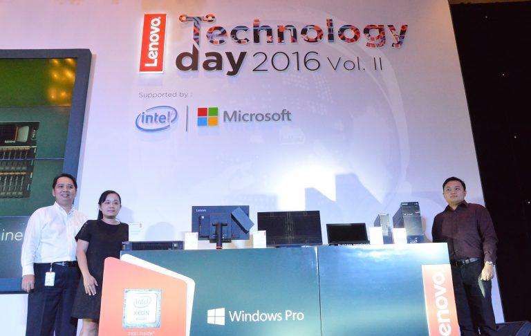 Antisipasi Era Ledakan Data, Lenovo Luncurkan Rangkaian Solusi Storage