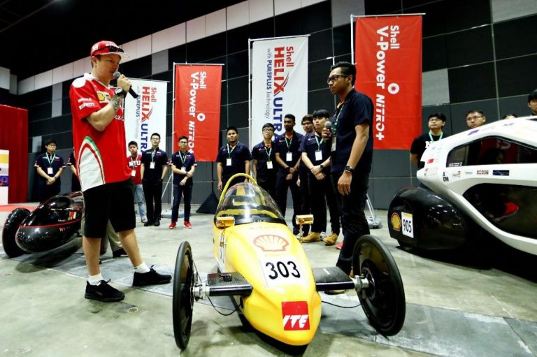Kimi Raikkonen: Mobil Masa Depan Harus Pikirkan Inovasi dan Efisiensi Bahan Bakar