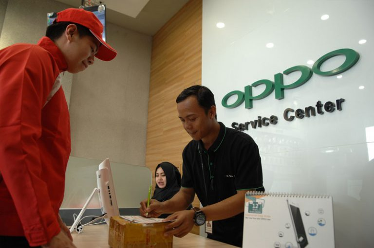 Gebrakan Baru OPPO, Hadirkan Pick Up & Delivery Service