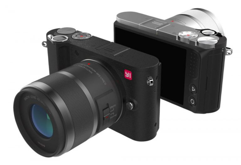 Kamera Mirrorless Makin Terjangkau dengan Hadirnya Xiaomi Yi M1