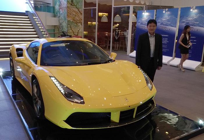 Ferrari 488 Spider Hadir di Indonesia