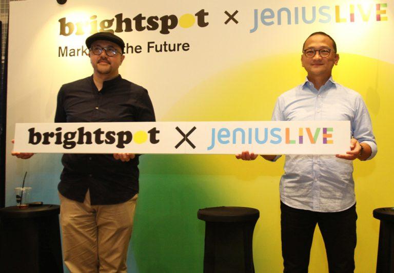 Kolaborasi BPTN dan Brightspot Market Menuju 'Future Lifestyle' dan 'Cashless Society'