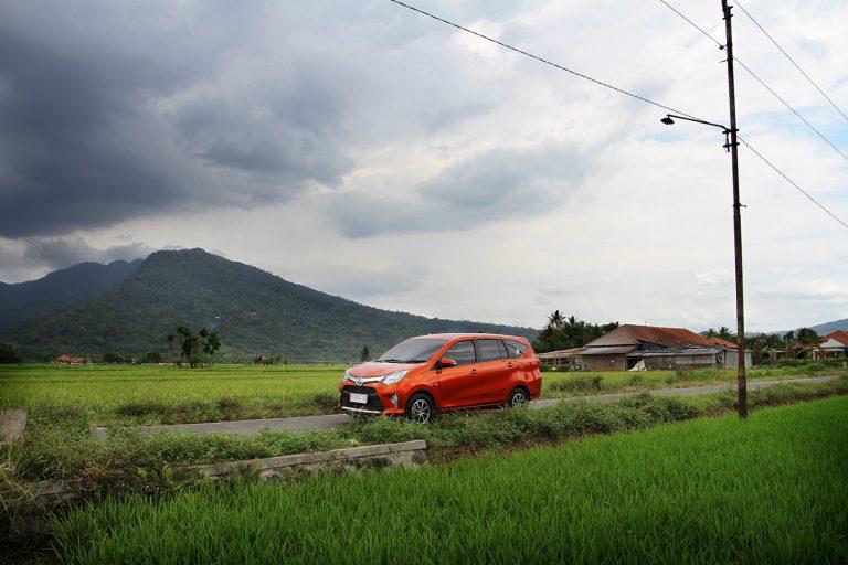 Penjualan Toyota Calya Berjaya di Agustus
