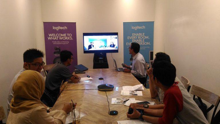 Logitech GROUP, Solusi Video Conference Terjangkau