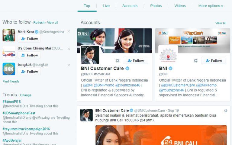 Dekatkan Perusahaan dan Konsumen, Twitter Luncurkan Layanan Pelanggan Baru