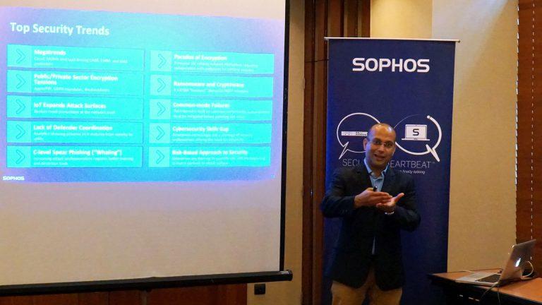 Sophos Perkenalkan Intercept X, Teknologi Terbaru Anti Exploit dan Ransomware
