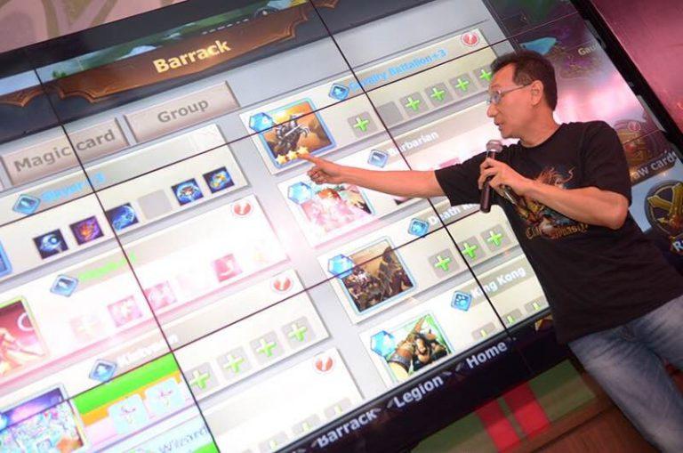 Clash of Dynasty, Game Terbaru MOGA Ceritakan Pertempuran di Atlantis