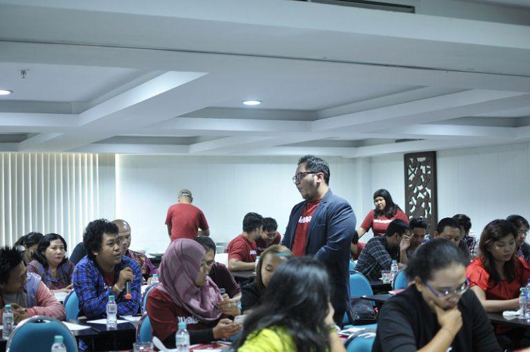 Bersama BEKRAF, Bukalapak Gelar Workshop di Enam Kota