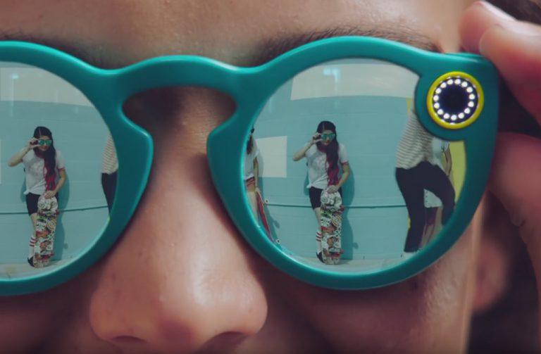 Kini Bernama Snap, Snapchat Bikin Kacamata Perekam Video 10 Detik