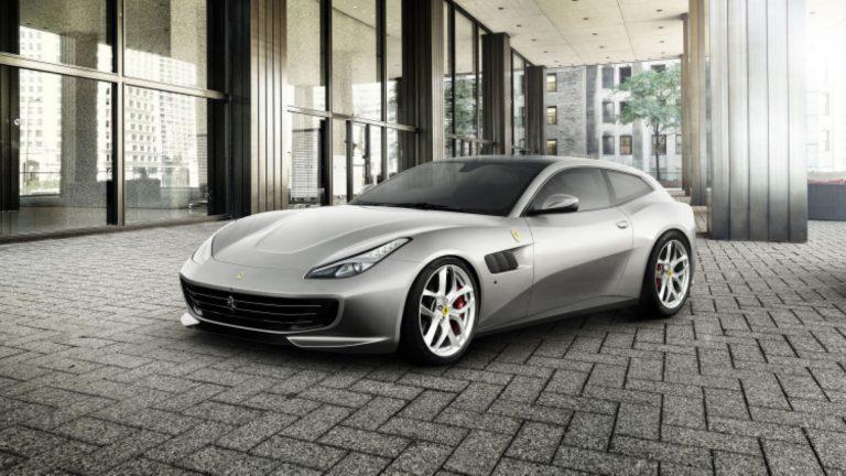 Di Paris Motor Show, Ferrari akan Tampilkan GTC4Lusso T dengan 4 Tempat Duduk