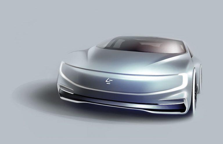 Mobil Listrik LeEco Dapat Pembiayaan Seri A Sebesar US$ 1,08 Miliar