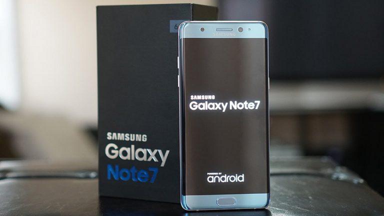 Samsung: Galaxy Note 7 Yang Terbakar di Tiongkok Bukan Karena Baterai