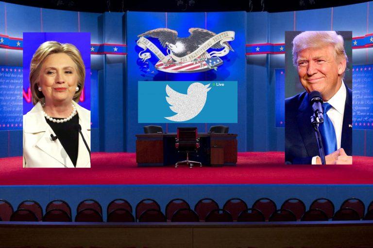Twitter akan Live Streaming Debat Calon Presiden AS Secara Global