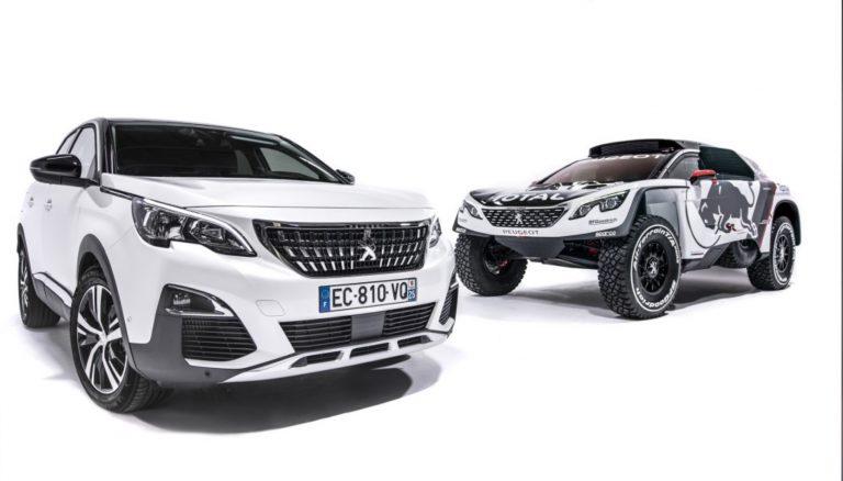 Peugeot Tampilkan Mobil untuk Rally Dakar 2017 di Paris Motor Show