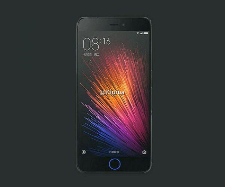 Mi 5S Adopsi Tombol Fisik Mirip iPhone 7, Ada Varian Warna Hitam Mengkilap