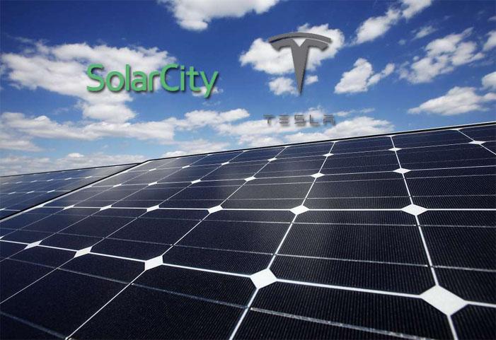 Bulan Depan, Tesla akan Perkenalkan Atap Surya yang Terhubung Powerwall
