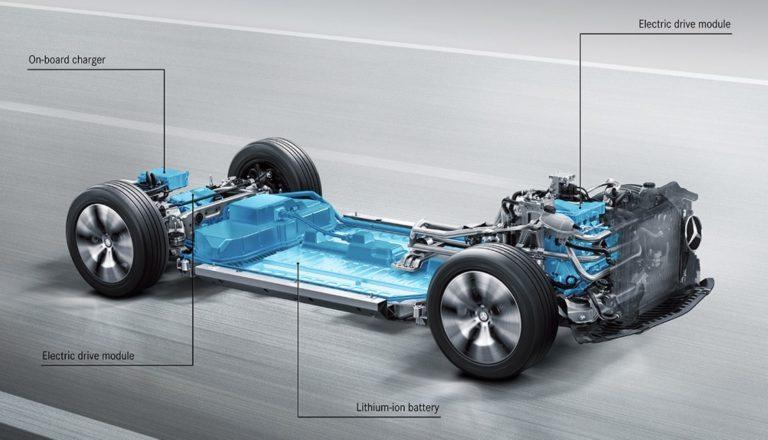 Saingi Tesla, Mercedes akan Pamerkan Mobil Listrik di Paris Motor Show