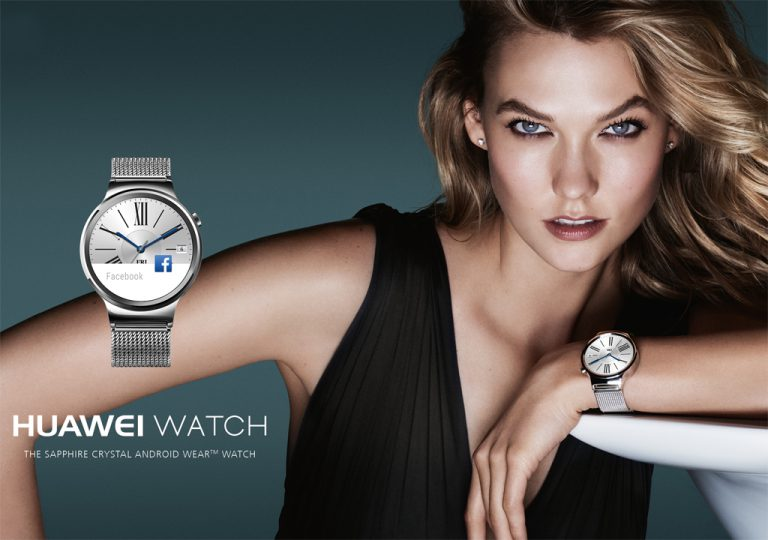 Huawei Diam-Diam Garap Smartwatch Berbasis Tizen