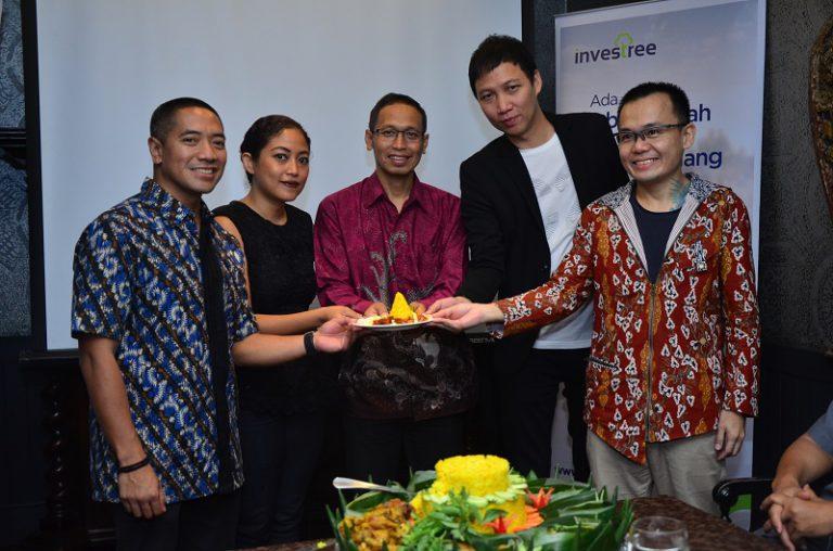 Dukung Kemajuan FinTech, Rp 20 Miliar Pendanaan Telah Disalurkan Investree Kepada UKM di Indonesia