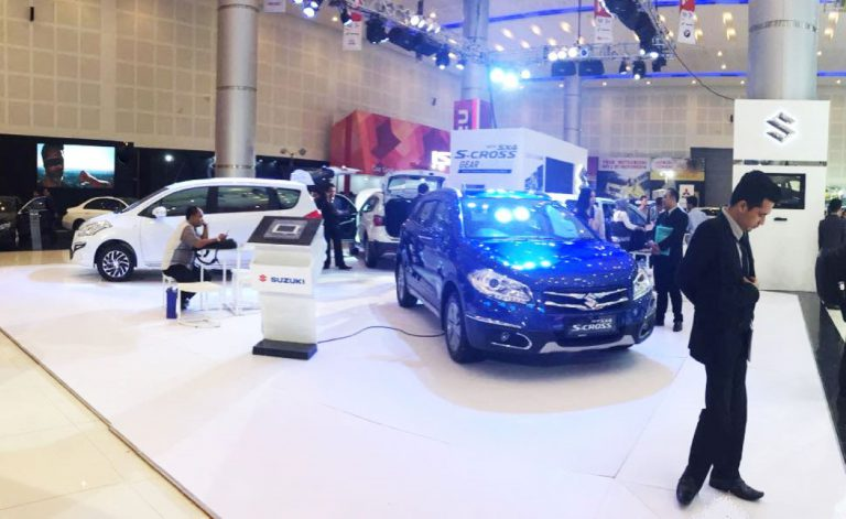 "Meriahkan GIIAS Surabaya 2016, Suzuki Tawarkan Promo ""Four Wow"""