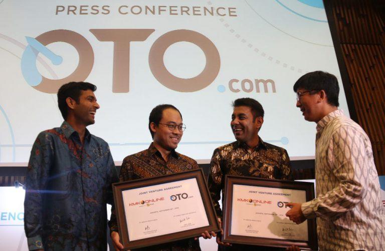 Buka Portal Otomotif Oto.com di Indonesia, Girnar Software dan Emtek Andalkan Teknologi VR