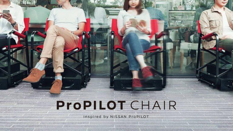 Ada Mobil Otonom, Ada Juga Kursi Otonom  dengan Teknologi Nissan ProPILOT