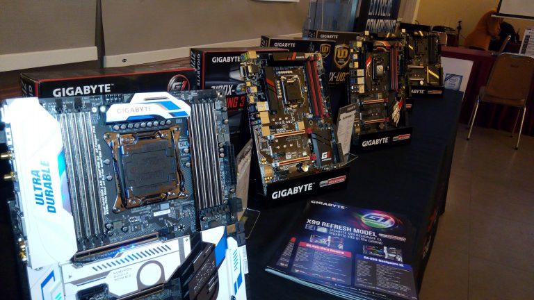 Gigabyte Luncurkan 2 Varian X99: GIGABYTE X99-Designare EX dan GIGABYTE X99-Ultra Gaming
