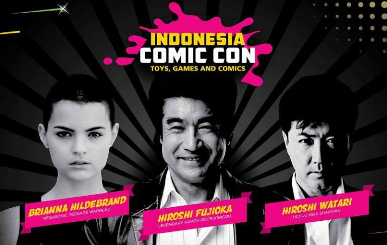 Dompetku Dukung Penuh Gelaran Indonesia Comic Con 2016