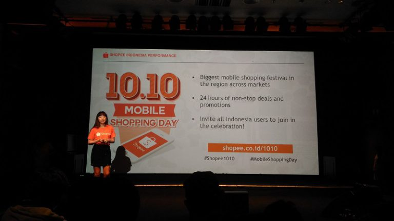 10.10, Mobile Shopping Day Rajutan Shopee